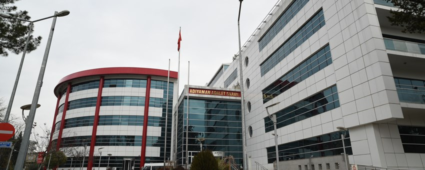 Ministry of Justice in Adıyaman