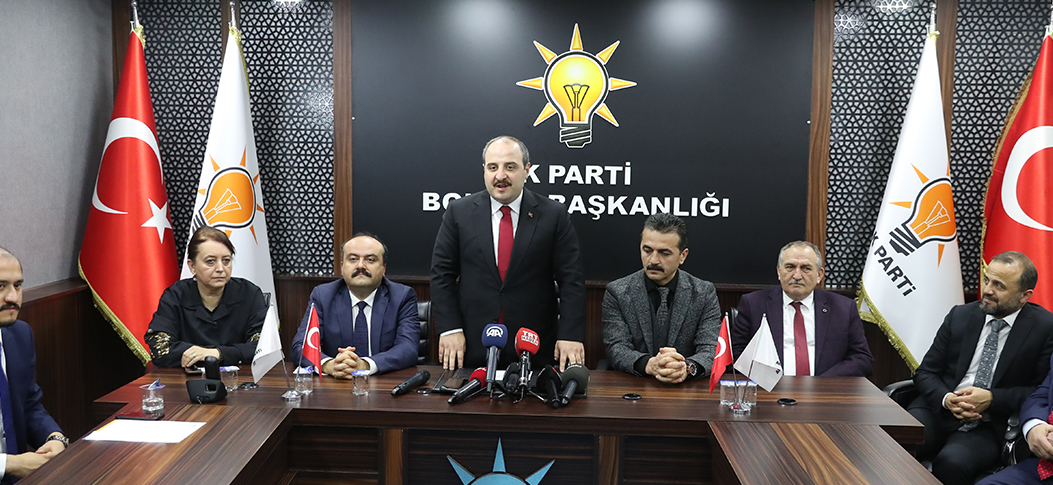 """Turkish research team sets up temporary base for research"""
