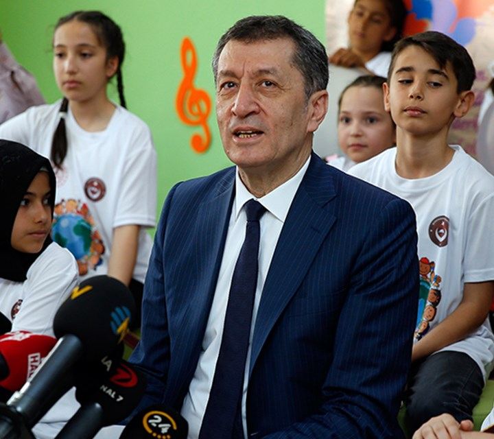 """Around 18M students in Turkey getting report cards as they head off to nearly 3-month break"""