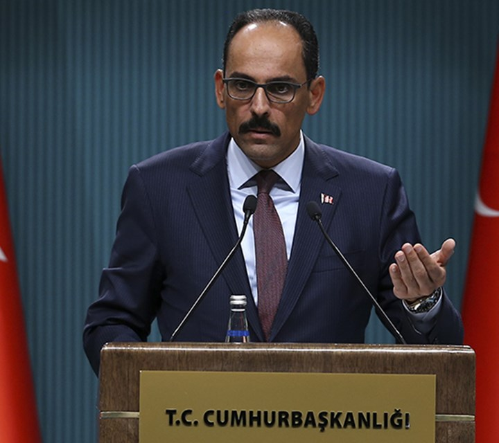 """Our fight against terrorist organizations will continue till the end"""