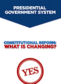 CONSTITUTIONAL REFORM WHAT IS CHANGING