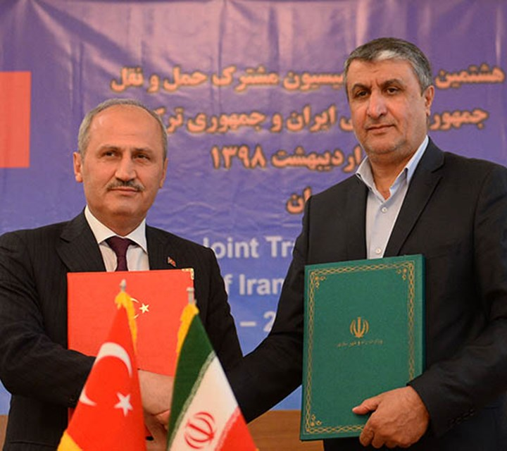 """Cooperation between Turkey, Iran to contribute significantly to prosperity, well-being of region"""