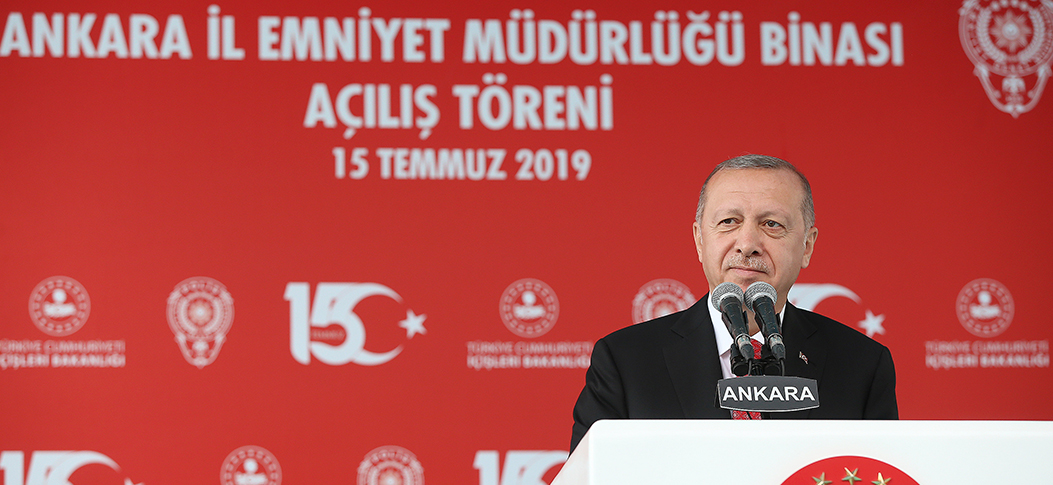 President Erdoğan: Turkey stands strong thanks to the sacrifices of its veterans and martyrs