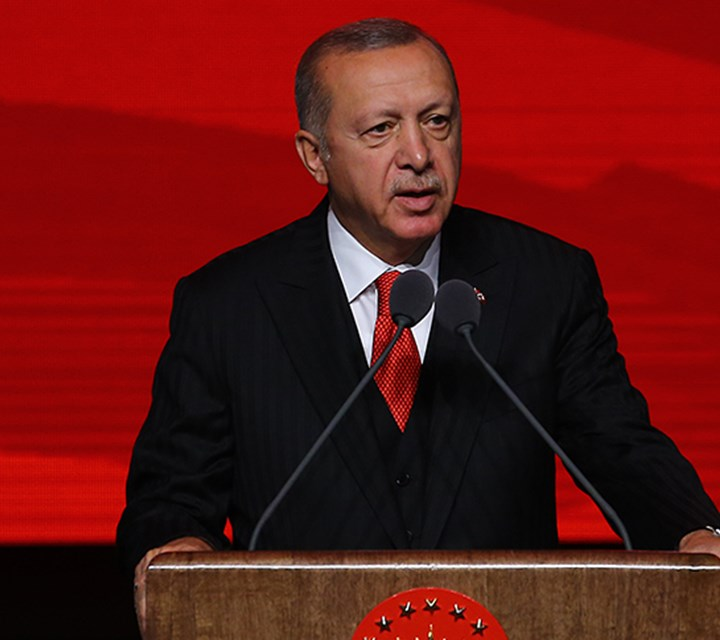 President Erdoğan: 2-3 million Syrians in Turkey, Europe can be resettled in safe zone in northern Syria