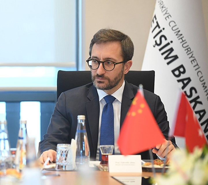 """Turkey, China to work together in media, communications, against propaganda"""