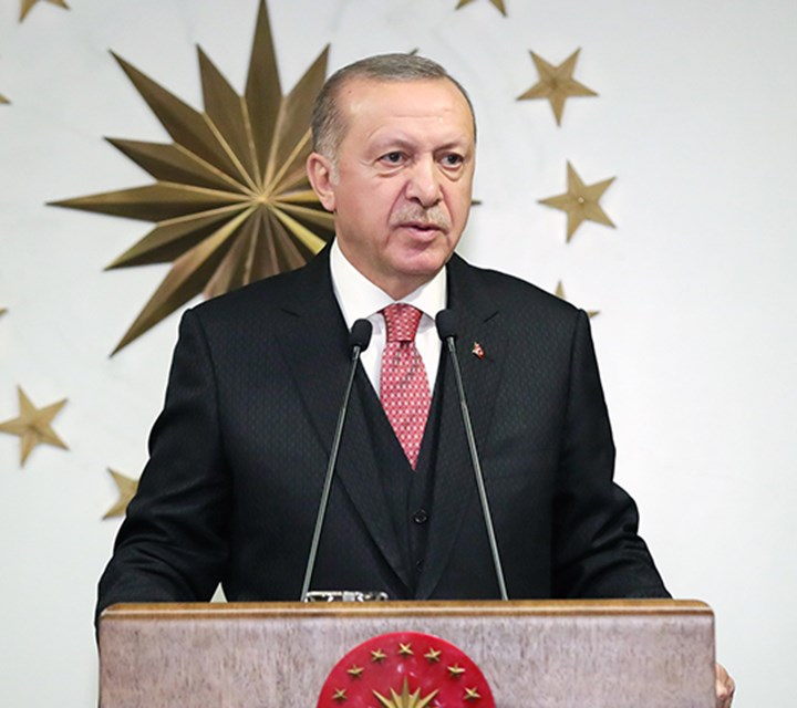 President Erdoğan: We have fully implemented the health measures in line with the advice of the science council