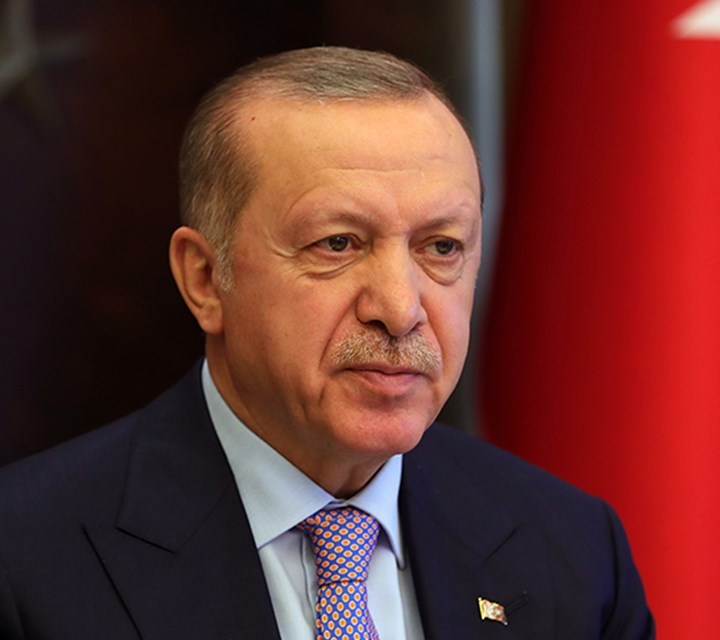 President Erdoğan: Our nation will overcome this predicament