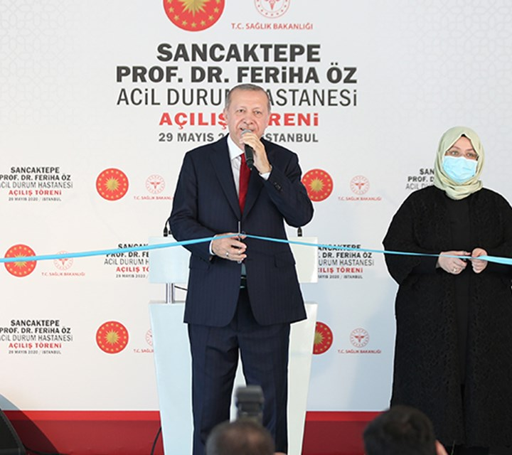 President Erdoğan: Turkey has distinguished itself by further enhancing its capabilities during the pandemic