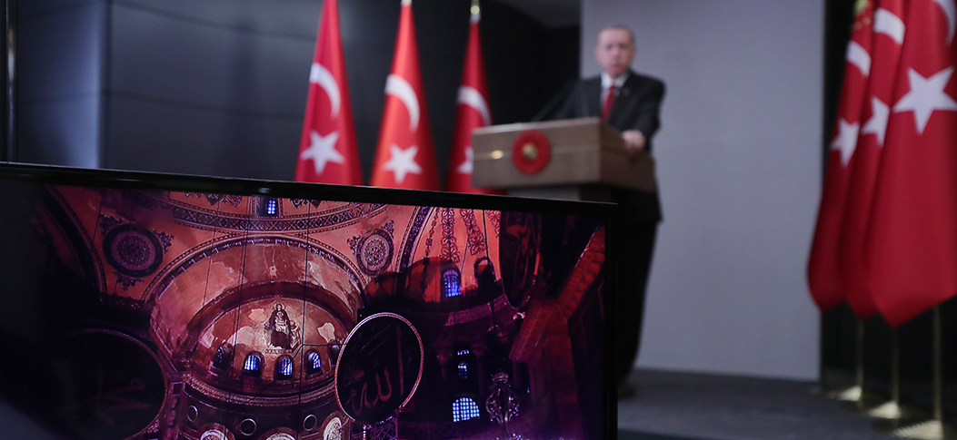 President Erdoğan attends events marking 567th anniversary of the conquest of Istanbul