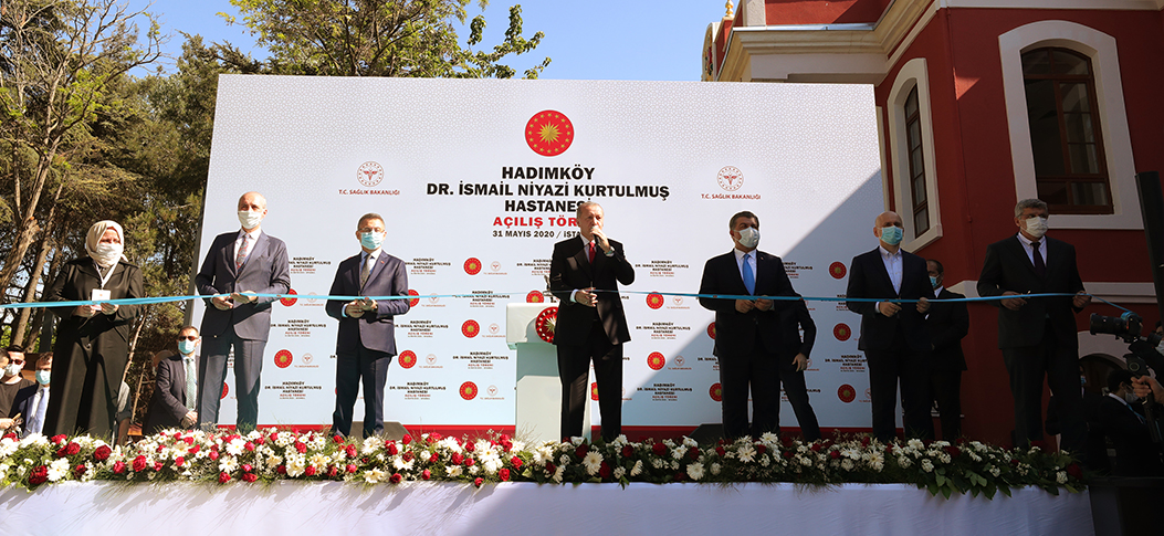 President Erdoğan: Our city hospitals have become a model on a global scale