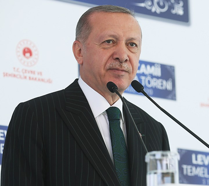 President Erdoğan: Turkey provides means of worshipping for its citizens from any religion