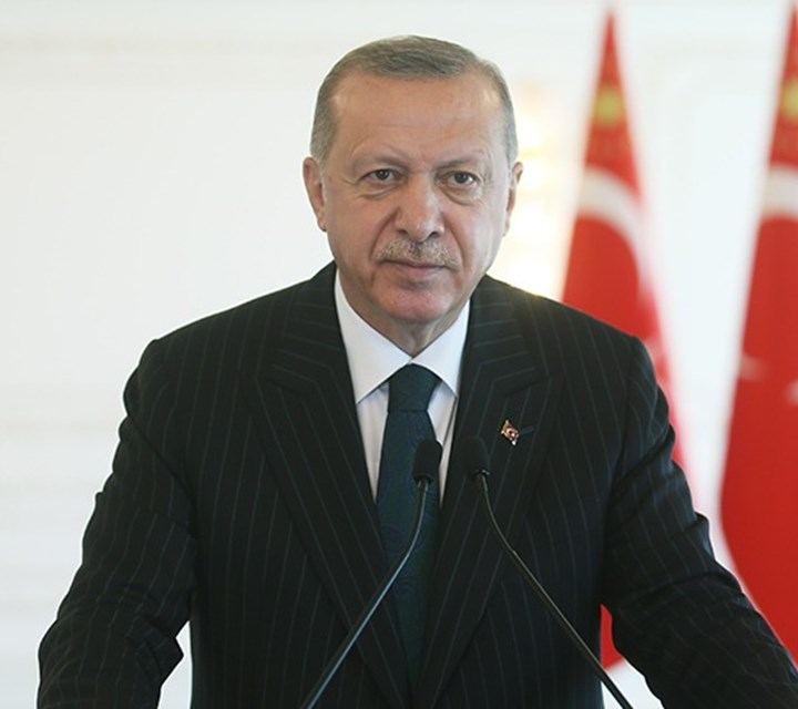 President Erdoğan: We should stick to our agricultural projects