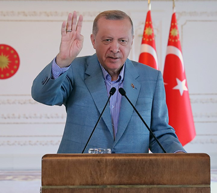 President Erdoğan: We have already started preparations to build the Turkey of 2053 and 2071