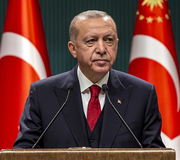 President Erdoğan: We will not let anyone or any power prevent Turkey from taking its rightful place in the world
