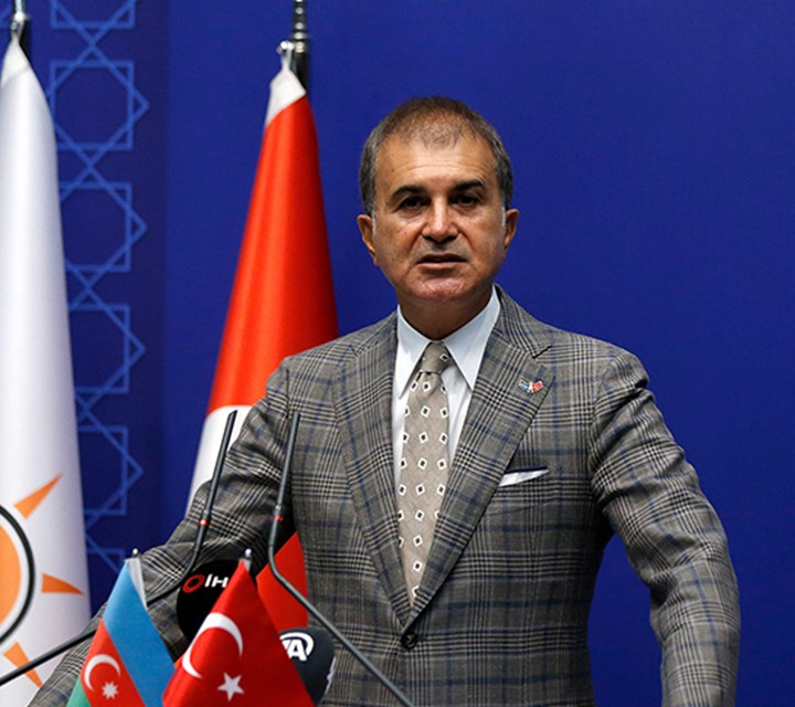 """Turkey to continue to support Azerbaijan in 'whatever way they want"""