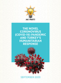 THE NOVEL CORONOVIRUS PANDEMIC AND TURKEY'S HUMANITARIAN RESPONSE
